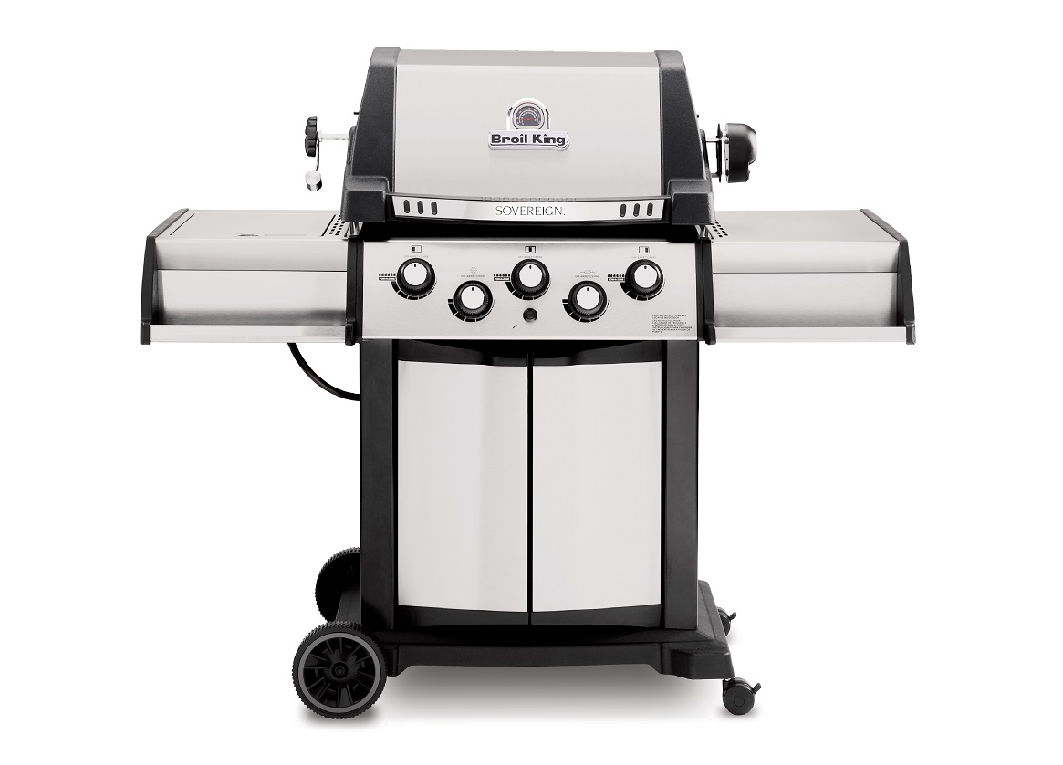 Grill Gazowy Sovereign 90