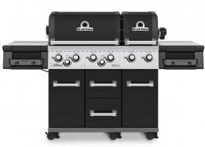 Grill gazowy Imperial™ XL Black