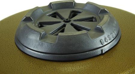 Grill węglowy • KEG 4000